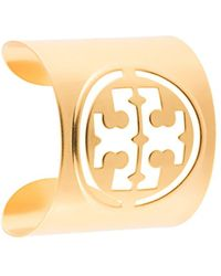 Tory Burch Miller Small Cuff - Metallic
