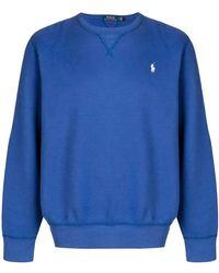 Polo Ralph Lauren - Round Neck Sweatshirt - Lyst