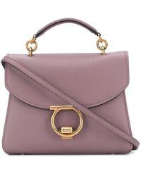 Ferragamo Kleine 'Gancini' Handtasche - Pink