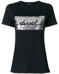 DIESEL - T-sily-i T-shirt - Lyst