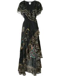 Camilla Wise Wings Dress - Black