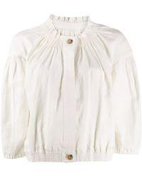 Teija Takki 27 Summer Jacket - White