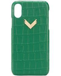 Manokhi Чехол Для Iphone X/xs - Зеленый