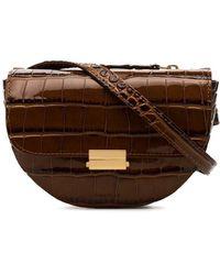 Wandler Small Anna Belt Bag - Brown