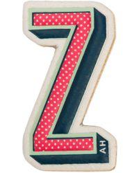 Anya Hindmarch Z Sticker - Multicolor