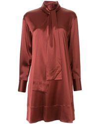 Co. タイノット ドレス - レッド