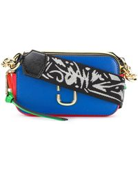 Marc Jacobs Snapshot Small Camera Bag - Blauw