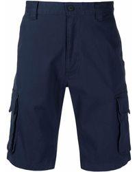 Tommy Hilfiger カーゴシャツ - ブルー
