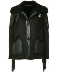 Sylvie Schimmel - Fringe Embellished Jacket - Lyst