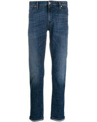 Pt05 Swing Slim-fit Jeans - Blue