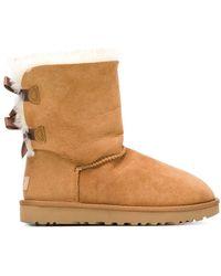 UGG Bailey Boots - ブラウン