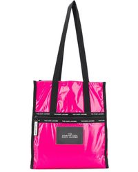 Marc Jacobs The Ripstop Draagtas - Roze