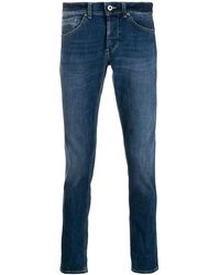 Dondup Skinny Jeans - Blauw