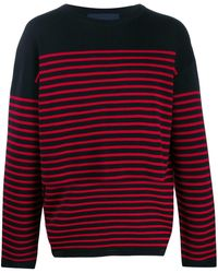 Juun.J - ストライプ セーター - Lyst