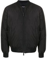 DSquared² ボンバージャケット - ブラック