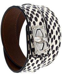 Givenchy - 'shark Lock' Bracelet - Lyst