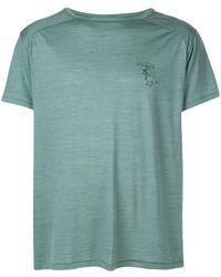 Klättermusen Eir Rain T-shirt - Green