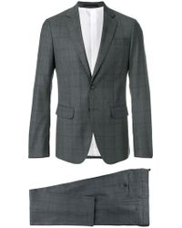 DSquared² - Capri Two-piece Checked Suit - Lyst