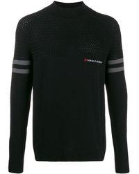 Perfect Moment Chamonix Turtle-neck Sweater - Black
