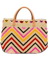 Ermanno Scervino - Zigzag Shoulder Bag - Lyst