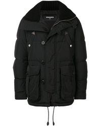 DSquared² - パデッドジャケット - Lyst