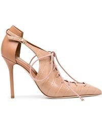 Malone Souliers - レースアップ パンプス - Lyst