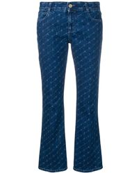 Stella McCartney Jeans Skinny Kick - Blu