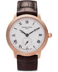 Frederique Constant Наручные Часы Slimline Ladies 29 Мм - Розовый