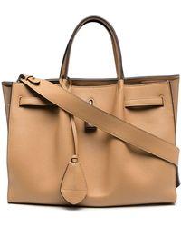 Lanvin Padlock-detail Tote Bag - Multicolor