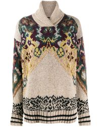 Etro - ペイズリー セーター - Lyst