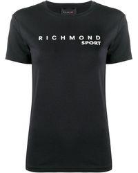 John Richmond - ロゴ Tシャツ - Lyst
