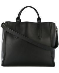 Ann Demeulemeester - Open-top Tote Bag - Lyst
