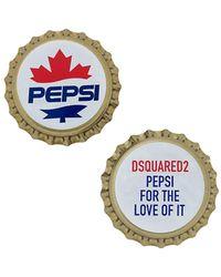 DSquared² Комплект Значков Pepsi - Синий
