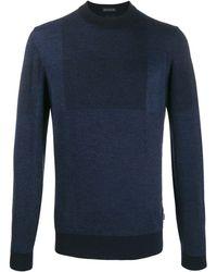 BOSS - ジャカード セーター - Lyst