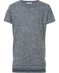 John Elliott ラウンドネック Tシャツ - グレー