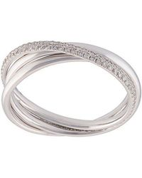 EF Collection - 'jumbo' Multi Band Ring - Lyst