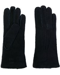 Maison Fabre - Shearling Gloves - Lyst