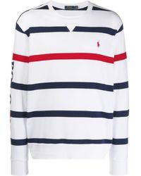 Polo Ralph Lauren ストライプ セーター - マルチカラー