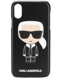 Custodia Per Iphone 6 K/Klassik  Collezioni Karl Lagerfeld  By