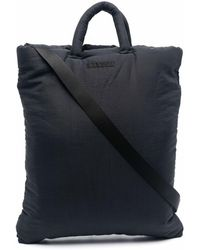 Our Legacy Padded Pillow トートバッグ - ブルー