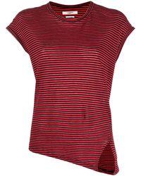Étoile Isabel Marant - ストライプ Tシャツ - Lyst