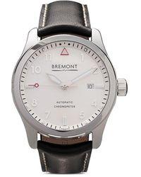 Bremont Наручные Часы Solo White 43 Мм - Белый