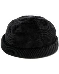 5254b7267cab6 Beton Cire Moussailion Colour-block Hat in Blue - Lyst