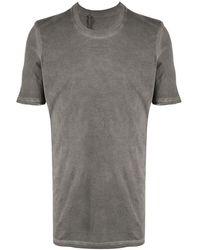 Boris Bidjan Saberi 11 ロングライン Tシャツ - グレー