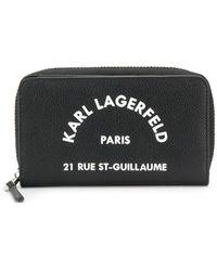 Karl Lagerfeld - Rue St Guillaume 財布 - Lyst