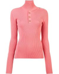 Dion Lee - Turtleneck Fitted Sweater - Lyst