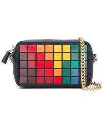Anya Hindmarch Pixel Crossbody Bag - Blue