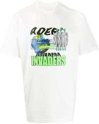 ADER error - Invaders Tシャツ - Lyst