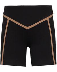 Ernest Leoty Corset cycling shorts - Noir