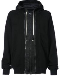 Mostly Heard Rarely Seen - Zip Front Hoodie - Lyst
